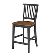 August Grove Collette 24'' Bar Stool