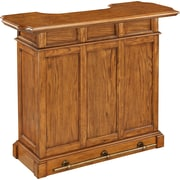 August Grove Collette Home Bar; Brown