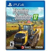 Maximum Games – Farming Simulator 2017, PS4