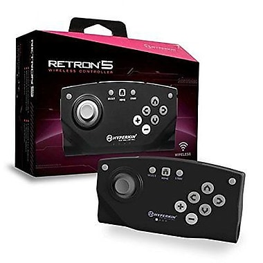 Hyperkin controller W.BLACK RETRON 5