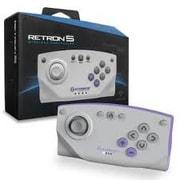 Hyperkin controller W.GREY RETRON 5