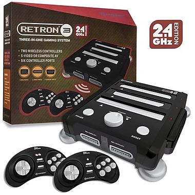 Hyperkin system Retron 3 GSS/NES/SNS, Black