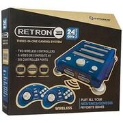 Hyperkin system Retron 3 GSS/NES/SNS, Blue