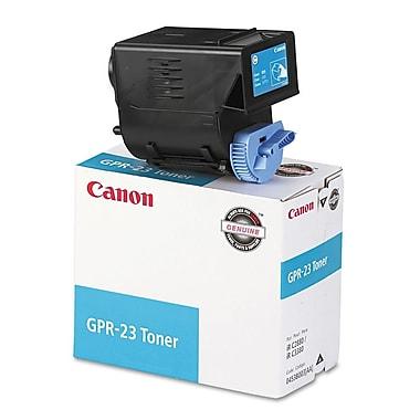 Canon - Cartouche de toner GPR-23, cyan, 14 000 pages
