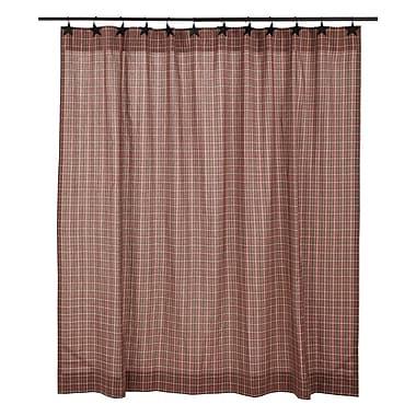August Grove Theodora Cotton Shower Curtain
