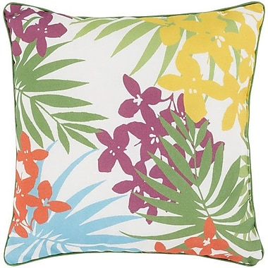 Bay Isle Home Balamos Indoor/Outdoor Throw Pillow; 20'' H x 20'' W x 5'' D