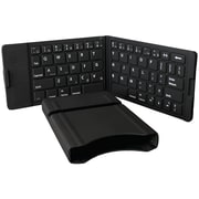 Iwerkz 44671 Waterproof Bluetooth Folding Keyboard (black)