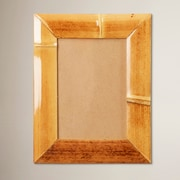 Bay Isle Home Porter Bamboo Picture Frame; 5'' x 7''