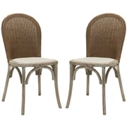 Bay Isle Home Simonton Side Chair (Set of 2)