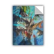 Bay Isle Home Palm Sunday Painting Print; 48'' H x 36'' W x 0.1'' D