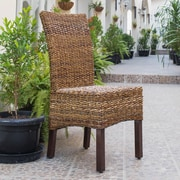 Bay Isle Home Saratoga Parsons Chair