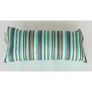 Bay Isle Home Trinidad Sunbrella Lumbar Pillow; Shore Regatta