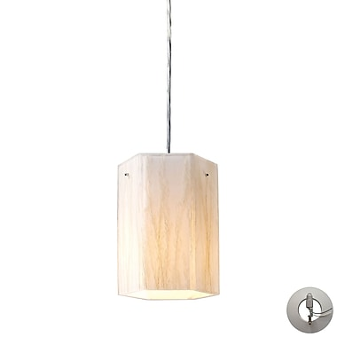 Bay Isle Home Panama City 1-Light Mini Pendant