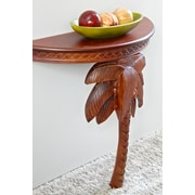 Bay Isle Home Westport Console Table; Stain