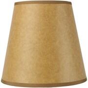 Bay Isle Home Classics Brass 6'' Shantung Bell Lamp Shade