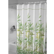 Bay Isle Home Barleria Shower Curtain; Green