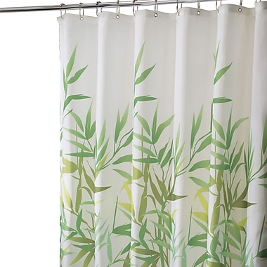 Bay Isle Home Barleria Shower Curtain; Mint