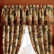 Bay Isle Home Bali Curtain Valance