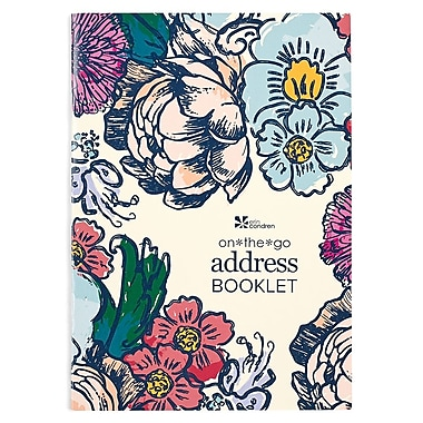 Erin Condren Address Booklet (ACC ABKLT)