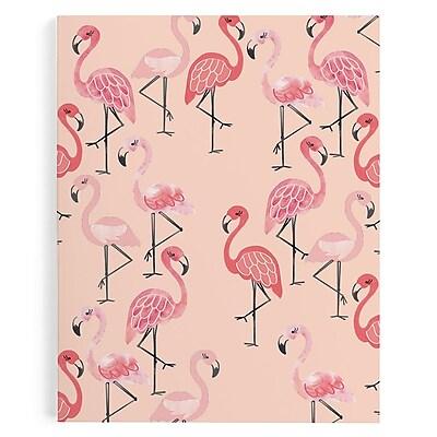Erin Condren Academic Planner Flamingo Ec Ap Fla Staples