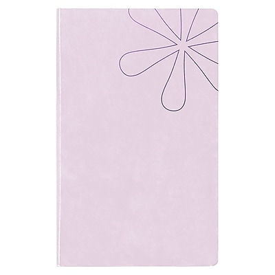 Erin Condren Hardbound Notebook, Lilac (EC-HDBD NBLC)