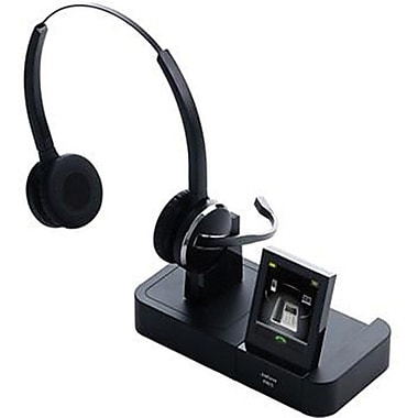 Jabra Pro 9465 Duo Wireless Stereo Headset
