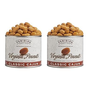 Feridies Virginia Cajun Peanuts (2 Pack)