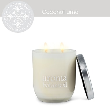 Aromabotanical Medium Coconut Lime Candle (16-AB/014 CL)