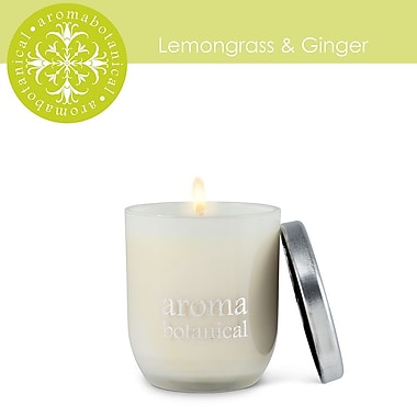 Aromabotanical Small Lemongrass & Ginger Candle (16-AB/005 LG )