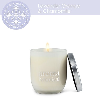 Aromabotanical Lavender Orange & Chamomile Candle