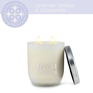 Aromabotanical Medium Lavender Orange & Chamomile Candle (16-AB/014 LO )