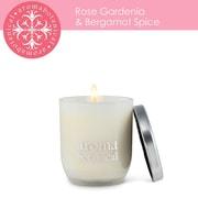 Aromabotanical Rose, Gardenia & Bergamot Spice Candle