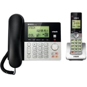 Vtech Corded/Cordless Answering System with Caller ID & Call Waiting, Grey (CS6949)