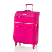 "Rosetti Sunshine 17, 19"" Expandable Spinner Luggage"