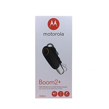 Motorola Boom 2+ Wireless Headset (MOTBOOM2+)