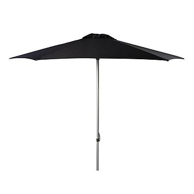 Brayden Studio 9' Market Umbrella; Brown