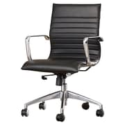 Brayden Studio Parkland Desk Chair; Espresso