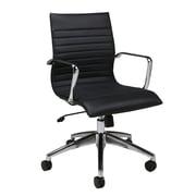 Brayden Studio Parkland Desk Chair; Black