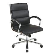 Brayden Studio Dunarragan Executive Chair; Black