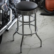 Brayden Studio Mcguire 30'' Swivel Bar Stool