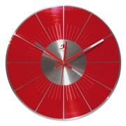 Brayden Studio Dalton 11.5'' Spangler Wall Clock