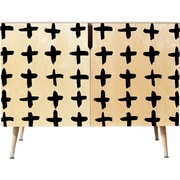 East Urban Home Kal Barteski Accent Cabinet