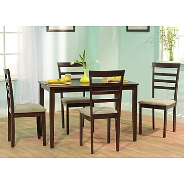 Red Barrel Studio Lafayette 5 Piece Dining Set