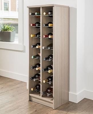 Stow Wine Hub 32 Bottle Floor Wine Bottle Rack