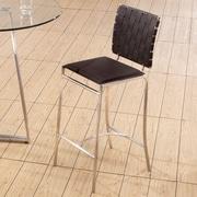 Brayden Studio Whitehall 26'' Bar Stool (Set of 2); Espresso