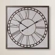 Brayden Studio Drennon Clock