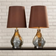 Brayden Studio Erwann 26'' Table Lamp Set (Set of 2)