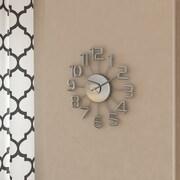 Brayden Studio 16'' George Nelson by Verichron Ferris Wall Clock