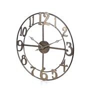 Brayden Studio Oversized 32.25'' Wall Clock