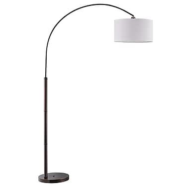 Brayden Studio Laduke 81.25'' Arched Floor Lamp